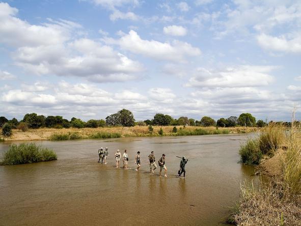Classic Zambia Walking Safari