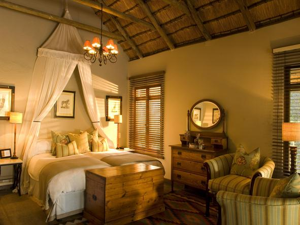 Ngala Safari Lodge - Luxury Room