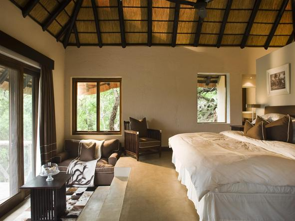 Phinda Mountain Lodge - luxury suite