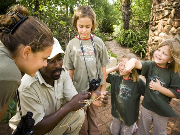 Phinda Mountain Lodge - kids club