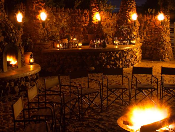 Phinda Mountain Lodge - boma