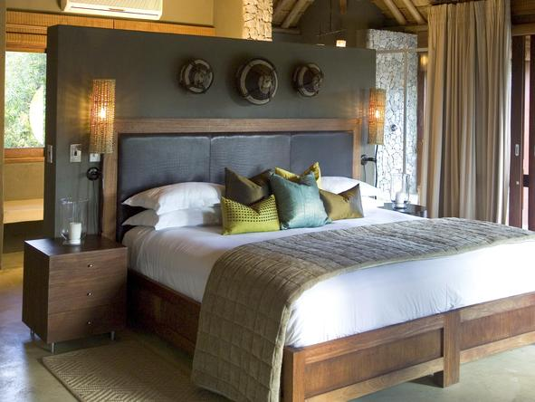 Leadwood Lodge - bedroom