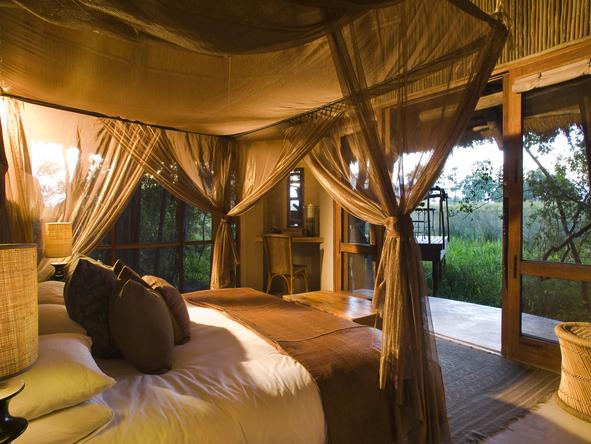 Sandibe Okavango Safari Lodge - bedroom 1