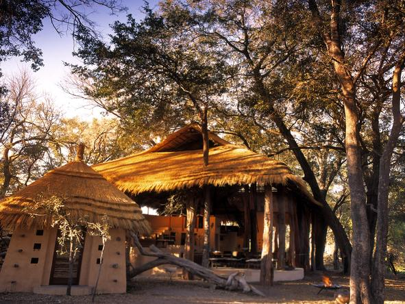 Sandibe Okavango Safari Lodge - cottage exterior