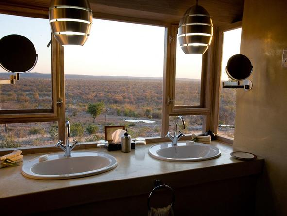 Ongava Lodge - bathroom