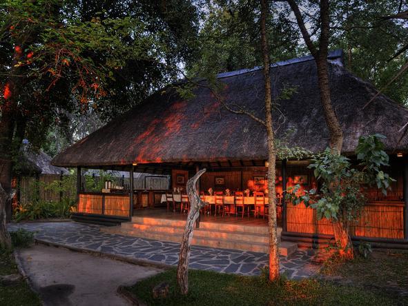 Camp Okavango - exterior