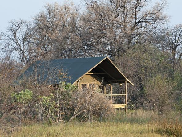 Banoka Bush Camp - Exterior