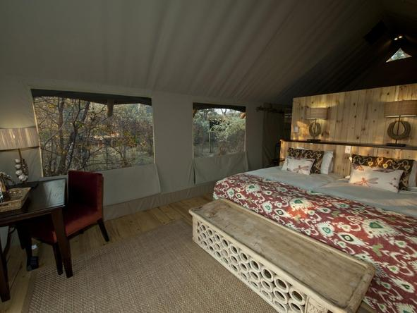 Banoka Bush Camp - Bedroom 2