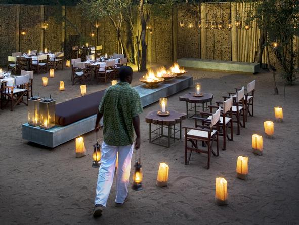 Phinda Forest Lodge - boma