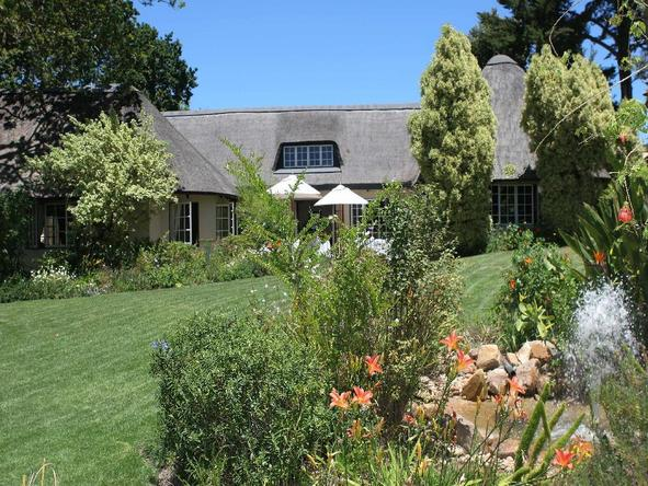Hunters Country House - gardens