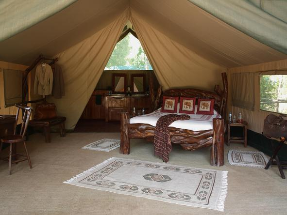 Governors' Camp - bedroom 2