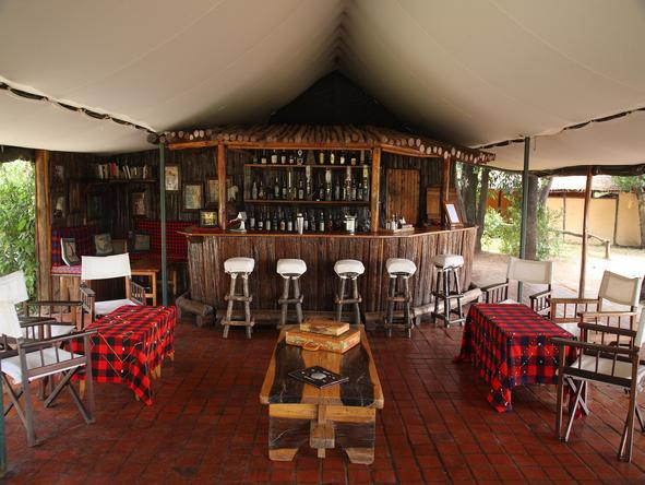 Little Governors' Camp  - bar