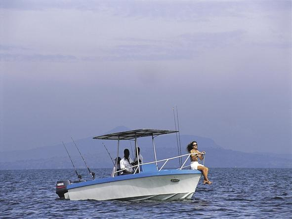 Mfangano Island Camp - boat trip