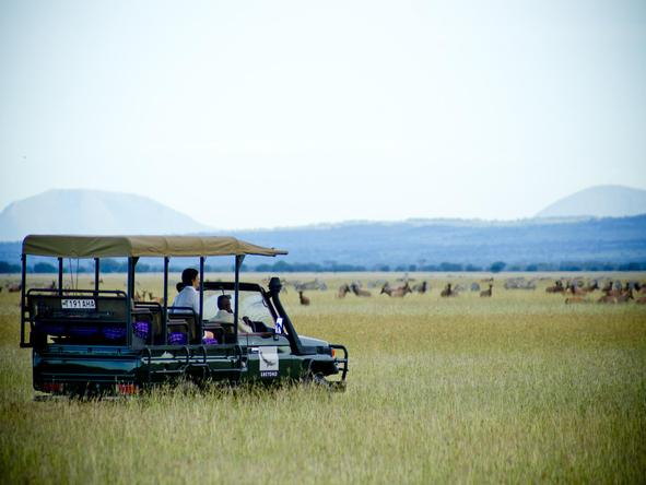 Grumeti Serengeti Tented Camp - safari