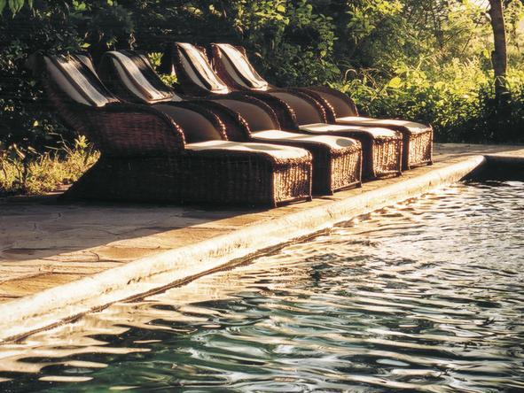 Kichwa Tembo Bateleur Camp - pool
