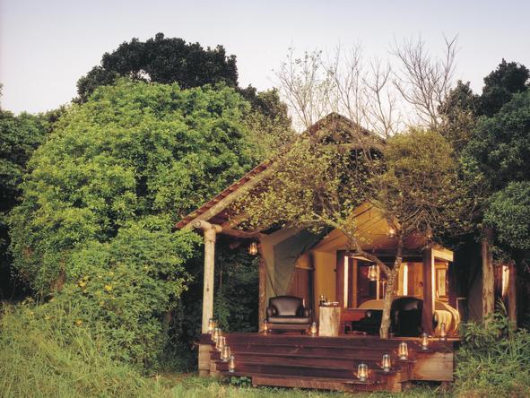 Kichwa Tembo Bateleur Camp - exterior