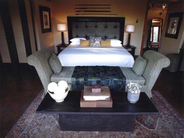 Kwandwe Great Fish River Lodge - bedroom 1