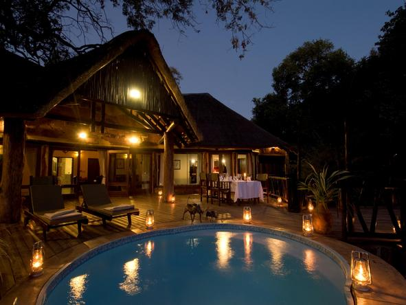 Sussi and Chuma Lodge - swimming pool
