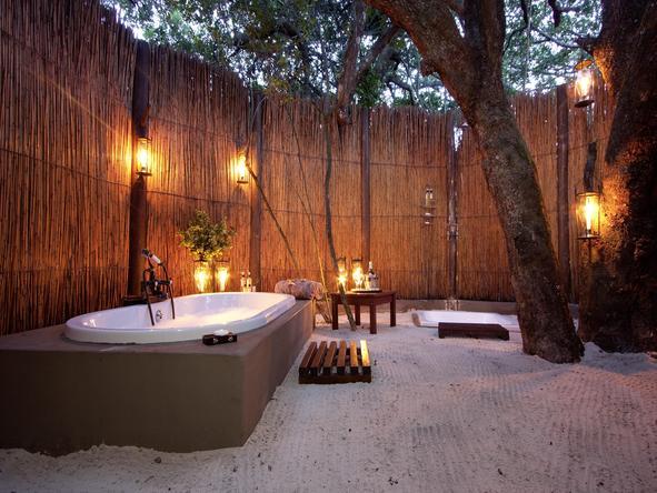 Kosi Forest Lodge - bathroom