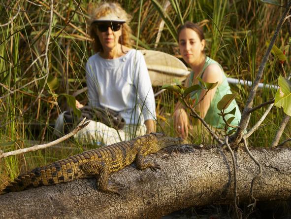 Kosi Forest Lodge - canoe 1