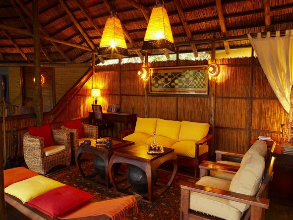 Kosi Forest Lodge - main lounge