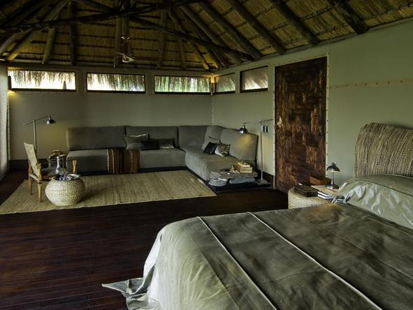 Serra Cafema Camp - suite interior