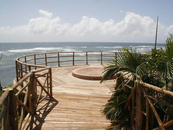 Msambweni Beach House, External Area
