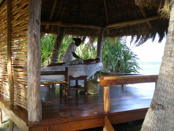 Msambweni Beach House - Spa