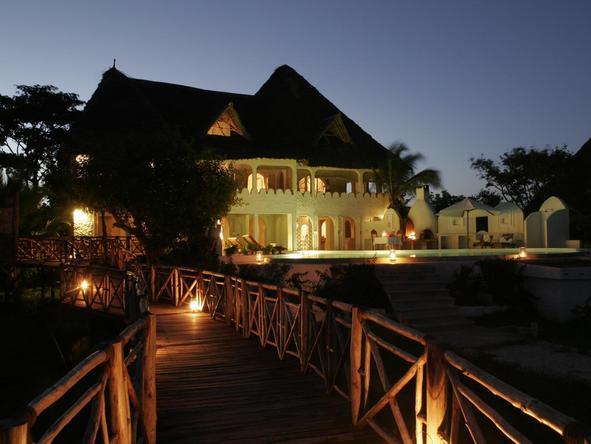 Msambweni Beach House - Exterior