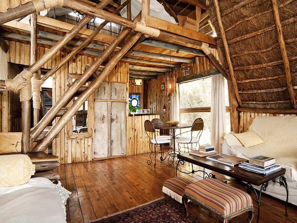 Ngong House - lounge