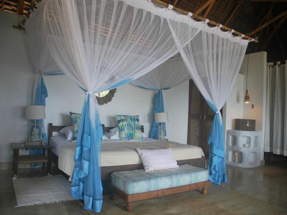 Azura @ Quilalea Private Island - Bedroom