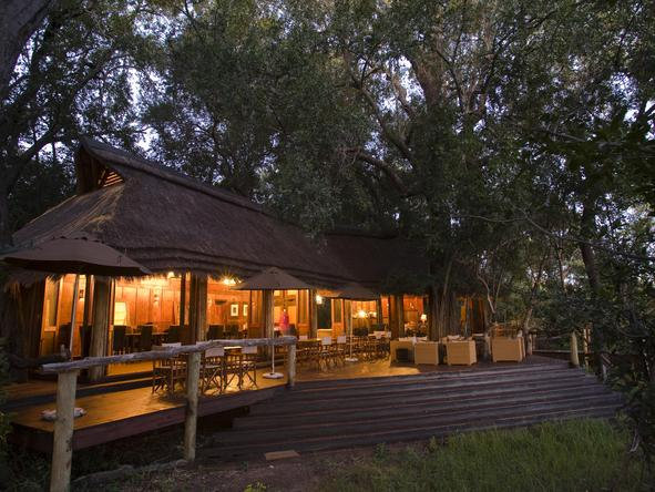 Nxabega Okavango Safari Camp - exterior view