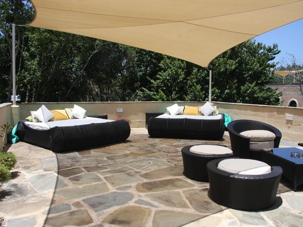 Almanara Luxury Villas - Patio