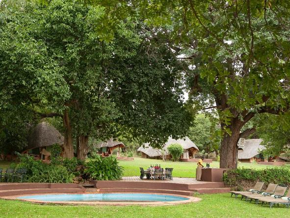 Imbabala Lodge - Pool