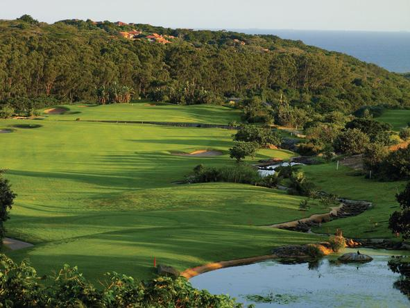 Zimbali Lodge - Golf