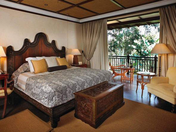Zimbali Lodge - Bedroom 2