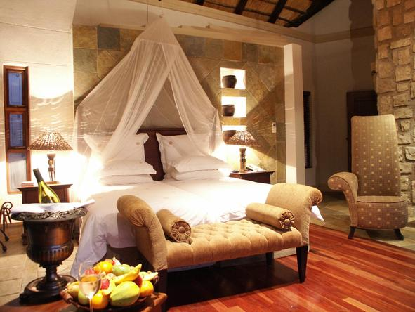 Shumbalala Lodge - honeymoon