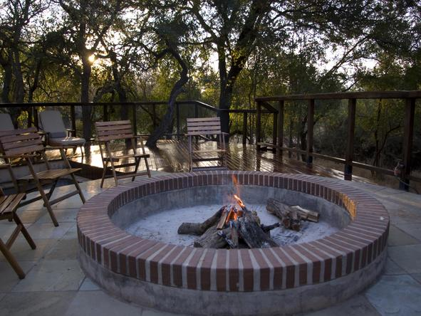 Shumbalala Lodge - boma