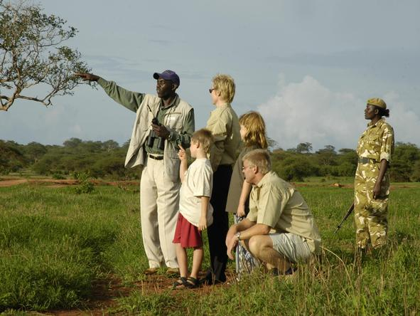 Kilaguni Serena Safari Lodge - family