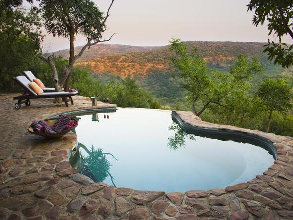 Isibindi Zulu Lodge - pool