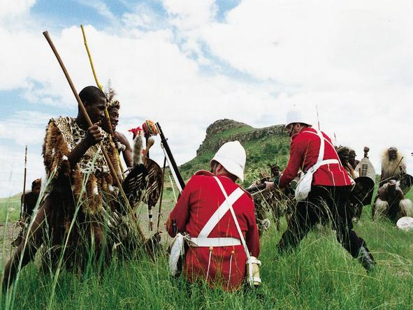 Isibindi Zulu Lodge - battlefield