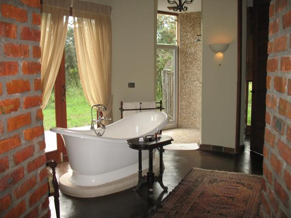 Tintswalo Safari Lodge - bathroom