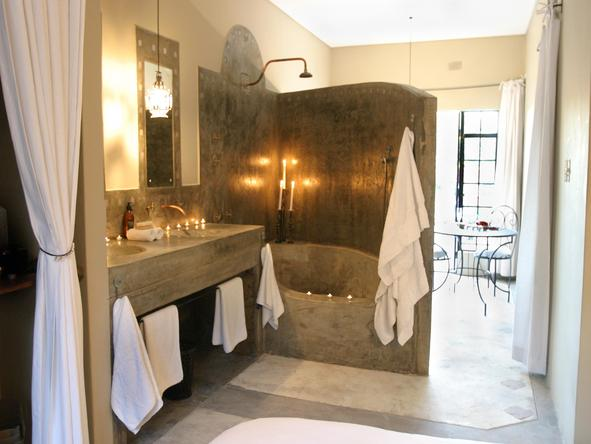 Olive Grove - bathroom