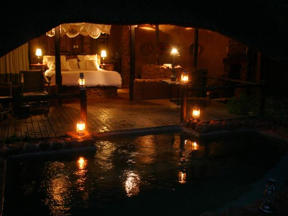 Stanley Safari Lodge - romantic