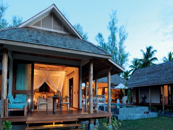 Desroches Island Resort - suite exterior