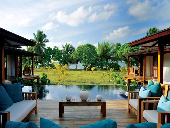 Desroches Island Resort - swimming pool