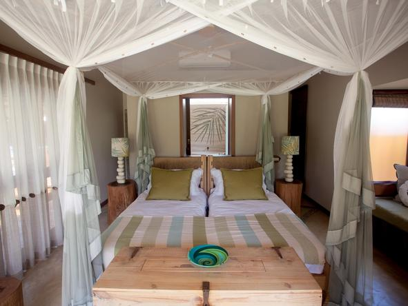 Desroches Island Resort - bedroom 1