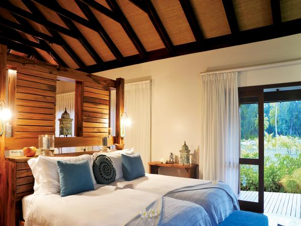 Desroches Island Resort - bedroom 2