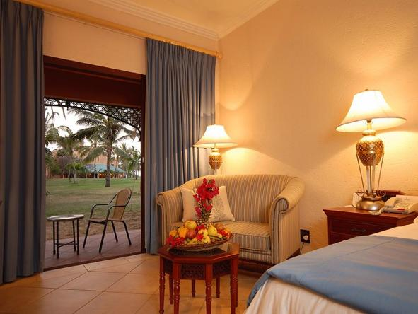 Pemba Beach Hotel and Spa - room