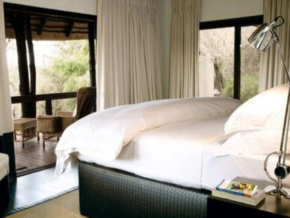 Londolozi Tree Camp - bedroom 2